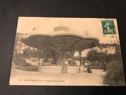 120 - (Hyeres) SAN SALVADOUR La Source D'Eau Lithinée - 1911 Timbrée - Hyeres