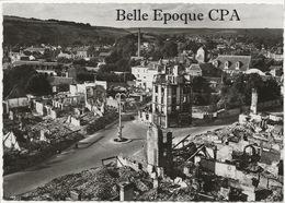 27 - ÉVREUX - Juin 1940 - Place Du Grand Carrefour +++++ Édit. M. Curé, Évreux ++++ CPSM / RUINES - Evreux