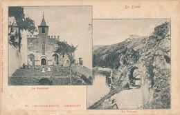 CPA - France - (81) Tam - Ambialet - Le Prieuré - Le Tunnel - Dourgne
