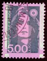 1990 - Marianne Du Bicentenaire - Variété Phosphore - N°2625 - Variedades Y Curiosidades