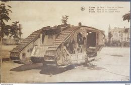 BELGIUM , BELGIQUE , Le Tank , Place De La Station , Unused - Ieper