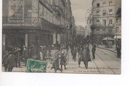 LORIENT Entrée De La Rue Des Fontaines Du Côté De La Place Bisson - Lorient