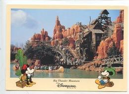 Big Thunder Mountain - Marne La Vallée : Euro Disney (1994) Puis Disneyland Paris (multivues) - Disneyland