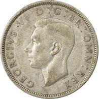 Monnaie, Grande-Bretagne, George VI, 1/2 Crown, 1938, TB, Argent, KM:856 - 1902-1971 : Monnaies Post-Victoriennes