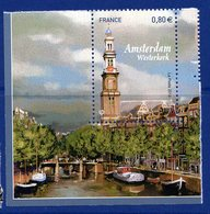 France 2016.Issu Du Bloc Capitales Européennes Amsterdam.Westerkerk.** - Blocs & Feuillets