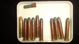 Cartouches 6 Mm Extra Longues Poudre Noire - Decorative Weapons