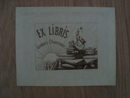 EX LIBRIS GEORGES CHARPENAY - Ex-libris