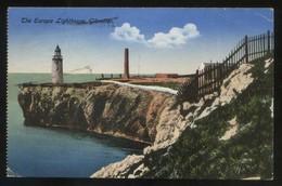 *The Europa Lighthouse* Ed. Benzaquen & Co. Circulada 1933. - Gibraltar