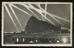 *Una Vista...* Foto: Rubio. Tampón Al Dorso. Sin Circular. - Gibraltar