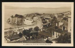 *Rosia Bay And Rosia Main Road* Ed. L. Roisin Nº 16. Nueva. - Gibraltar