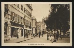 *Main Street* Ed. L. Roisin Nº 10. Nueva. - Gibraltar