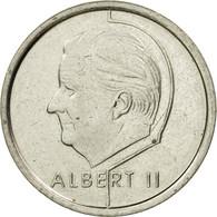 Monnaie, Belgique, Albert II, Franc, 1996, Bruxelles, TB+, Nickel Plated Iron - 1993-...: Albert II