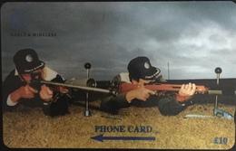 Paco \ ISOLE FALKLAND \ 269CFKD \ Rifle Shooting \ Usata - Falkland Islands