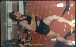 Paco \ ISOLE FALKLAND \ 269CFKC \ Marathon - Hugh Marsden \ Usata - Falkland Islands