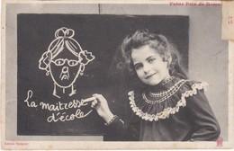 La Maitresse D Ecole Edition  Bergeret - Ecoles
