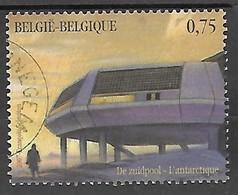 OCB Nr 3661 From BL144 Zuidpool Antarctique Francois Schuiten   (ZwClass) - Used Stamps