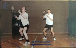 Paco \ ISOLE FALKLAND \ 269CFKB \ Badminton Team \ Usata - Falkland Islands