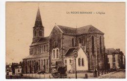 La Roche-Bernard (Morbihan) L'église - La Roche-Bernard