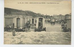 BOULOGNE SUR MER - Les Bains De Mer - Boulogne Sur Mer