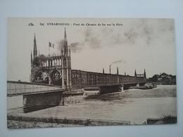 Strasbourg        (peniche )schiffe Arken - Péniches