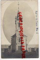 87-  EGLISE DE GORRE - TRES RARE CARTE PHOTO ECRITE A MADAME DE LA SERRE PARIS 1905 - Frankrijk