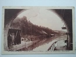 Mont De Billy  (peniche )schiffe Arken - Péniches