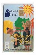 Spain - Editorial Sirio - CP-252 - 06.2002, 6€, 3.400ex, NSB - España