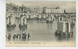 BOULOGNE SUR MER - L'Heure Du Bain - Boulogne Sur Mer