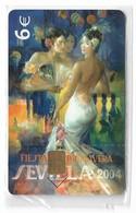 Spain - Feria Sevilla - CP-275 - 04.2004, 6€, 50.900ex, NSB - España