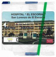 Spain - Hospital El Escorial - CP-174 (Red Chip Module) 12.1999, 6.01€, 101.000ex, NSB - España