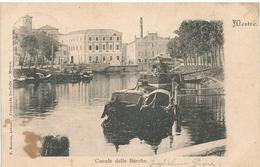 MESTRE CANALE DELLE BARCHE - Venezia