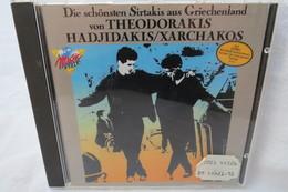 """CD """"Theodorakis, Hadjidakis, Xarchakos"""" Die Schönsten Sirtakis Aus Griechenland - Musik & Instrumente"""