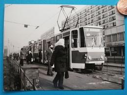 Berlin-Mitte, Mollstrasse, Tara-Strassenbahn, 1977 - Mitte