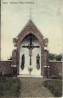 Burst Kalvarie Nieuw Kerkhof 1919 - Erpe-Mere