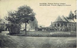 Prioraat Ghistel 1920 Van Honsebrouck - Gistel