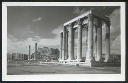 Atenas. *Temple Of Olympian Zeus* Nueva. - Grecia