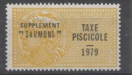Taxe Piscicole - Steuermarken