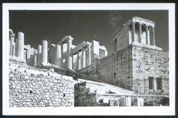Atenas. *Acropolis-Propylaea* Nueva. - Grecia