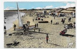 (RECTO / VERSO) LA GRIERE EN 1967 - N° 2460 - LA PLAGE - BELLE FLAMME - FORMAT CPA VOYAGEE - France