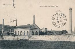 CPA - France - (81) Tam - Albi - Les Mines D'Albi - Albi