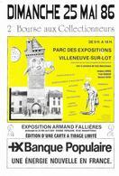 Illustrateur Bernard Veyri Caricature Bourse Aux Collectionneurs Villeneuve Sur Lot - Veyri, Bernard