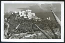 Atenas. *View Of The Acropolis* Nueva. - Grecia