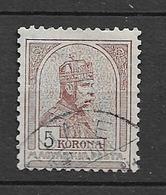 1900 USED Hungary Wmk 3 - Gebraucht