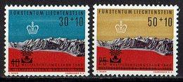 Liechtenstein 1960 // Mi. 389/390 ** - Nuevos