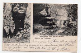 Carte Postale 1910 Twannberg Bon état Voyagé Enfants - NE Neuchâtel