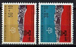 Liechtenstein 1960 // Mi. 389/390 ** (030..338) - Liechtenstein