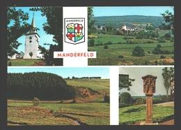 Manderfeld - Mehrbildkarte - Bullange - Buellingen