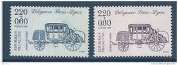 "FR YT 2577 & 2578 "" Journée Du Timbre "" 1989 Neuf** - Unused Stamps"