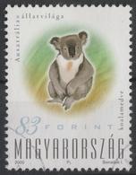 Koala Bear / Australia FAUNA - HUNGARY 2000 - Used - Beren