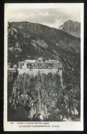 *Le Couvent Simonopetra Mt. Athos* Circulada 1936. - Grecia